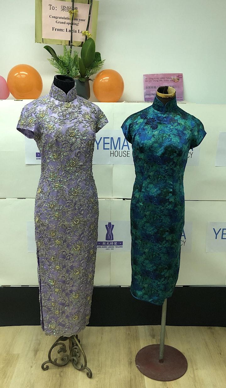 旗袍縫製課程 (Qi Pao/ Long Dress Making Workshop) image
