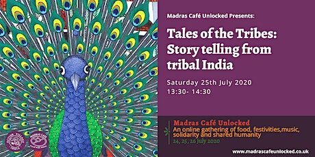 Tales of the Tribes: Story telling from tribal India tickets