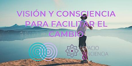CONFER: VISIÓN Y CONSCIENCIA PARA FACILITAR EL CAMBIO CON JULIA JANE TINNEY entradas