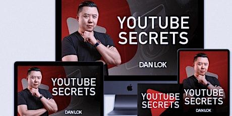 Youtube Secrets – Dan Lok tickets