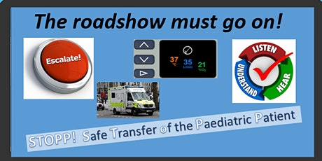 South Thames Paediatric Network Pre-winter Virtual Roadshow tickets