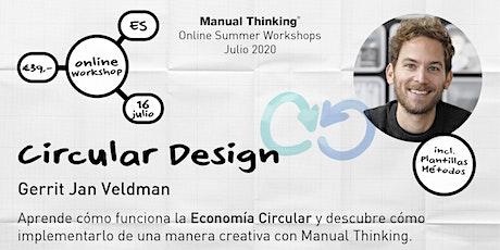 Circular Economy Design con Gerrit Jan Veldman entradas