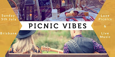 Picnic Vibes - Luxe Picnic with Live Music tickets