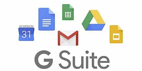 Maîtriser les outils Google (G Suite) - Formation en présentiel à Bordeaux billets