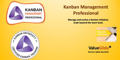 Certified Kanban Management Professional KMP II tickets