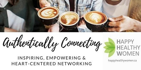 Authentically Connecting and Networking over Coffee - Bolton (Online) tickets
