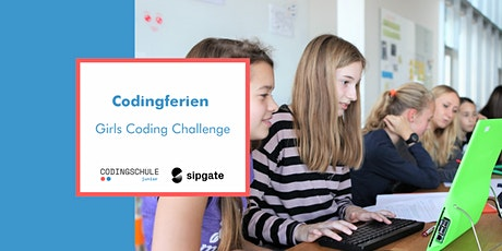 Codingferien: Girls Coding Challenge Tickets