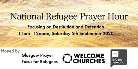 UK Church Refugee Prayer Hour: Detention tickets