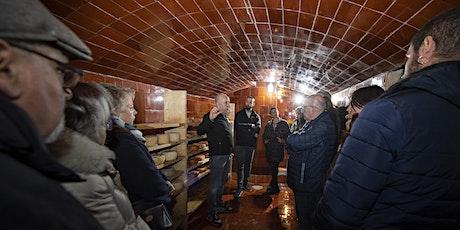 Tast de vins i formatges i visita a l'Obrador Xerigots entradas