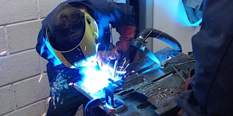 Introductory Welding for Artists (Mon 12th Oct 2020 - Afternoon) tickets
