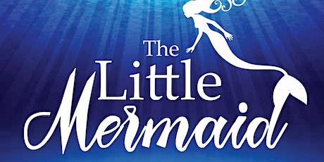 The Little Mermaid tickets