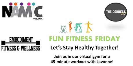 2020-07-10 Fun Fitness Friday tickets