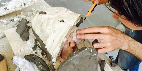 Plaster Mould Making (Mon & Tues, 9th - 10th Nov 2020) tickets