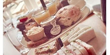 Safer Socializing at Stock Street - Afternoon Tea  1pm - 3pm tickets