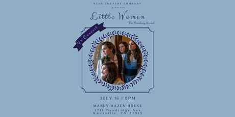 Date Added! Little Women – The Concert tickets