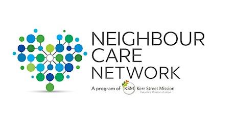 Neighbour Care Network: RETRAIN PROGRAM tickets