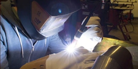 Stainless Steel Welding & Finishing for Artists (Sat & Sun, 14-15 Nov 2020) tickets