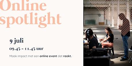 Online Spotlight tickets