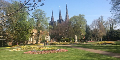 Fitness Walking & Exercise in Lichfield tickets