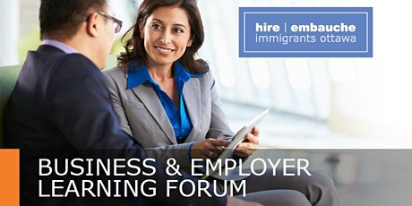 Business & Employer Learning Forum tickets