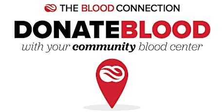 Blood Drive @ Belk - HVL tickets