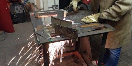 Metal Fabrication for Artists & Designers (Mon 23 & Tues 24 Nov  2020) tickets