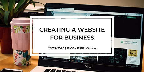 Creating a Website for Business tickets