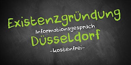 Existenzgründung Online kostenfrei - Infos - AVGS Düsseldorf Tickets