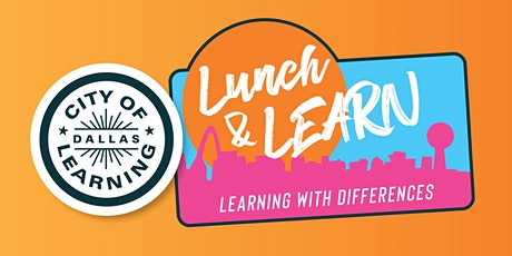 Lunch & Learn: Learning with Differences tickets