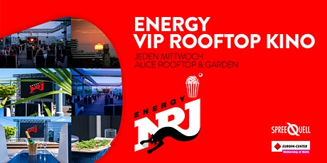 ENERGY VIP ROOFTOP KINO - A Star Is Born tickets
