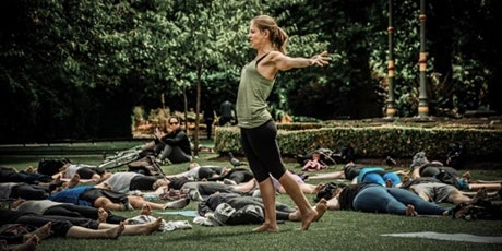 Outdoor Yoga  Orlagh House 15th July tickets