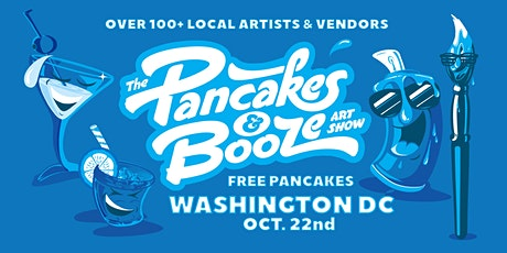 The Washington D.C. Pancakes & Booze Art Show tickets