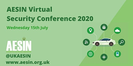 AESIN Security Virtual Conference tickets