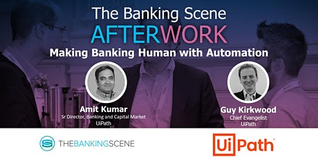 The Banking Scene Afterwork July 9 tickets