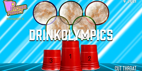 Drinkolympics - Donderdag - Pitcher Perfect tickets