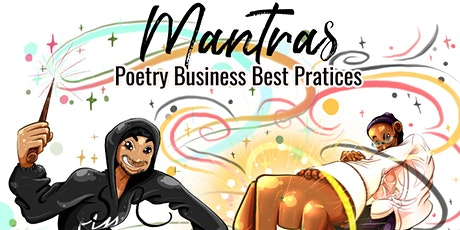 MANTRAS: A Workshop Series on Poetry Business Best Practices tickets
