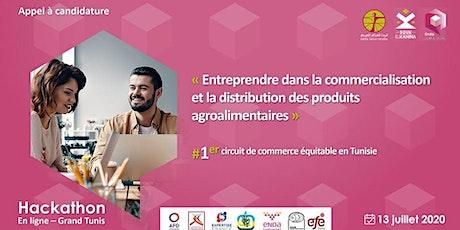 Hackathon Commercialisation de produits agroalimentaires billets