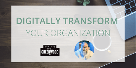 Digitally Transform Your Organization tickets
