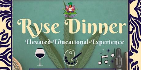 RYSE DINNER tickets