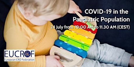 COVID-19 in the Paediatric Population tickets