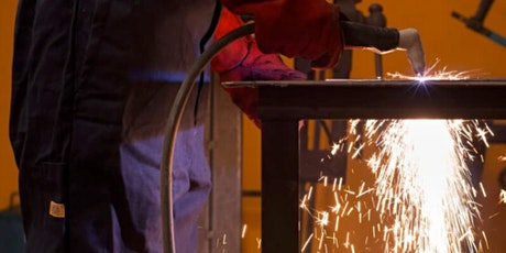Metal Fabrication for Artists & Designers (Sat &  Sun 9th - 10th Jan  2021) tickets
