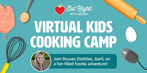 Virtual Kids Cooking Camp