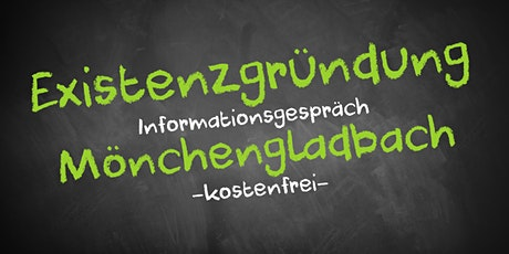 Existenzgründung Online kostenfrei - Infos - AVGS Mönchengladbach Tickets