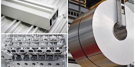 Transforming Aluminium: Introduction to Aluminium Processing tickets