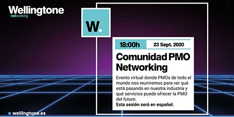 Comunidad PMO Networking Septiembre 2020 entradas