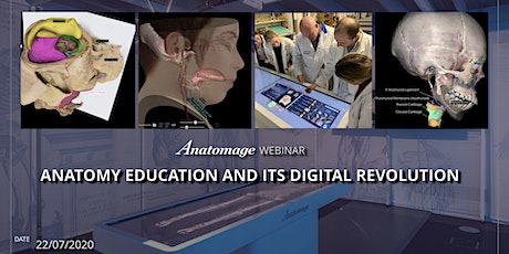 Anatomy Education and its Digital Revolution tickets