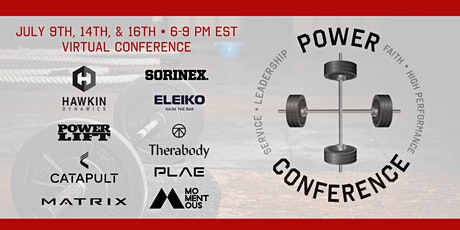 The Power Conference 2020 tickets