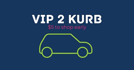 11am VIP ACCESS to Kurb Kids Sale- safe marketplace tickets