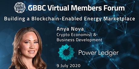 Building a Blockchain-Enabled Energy Marketplace with Power Ledger entradas