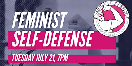 Feminist Self-Defense tickets